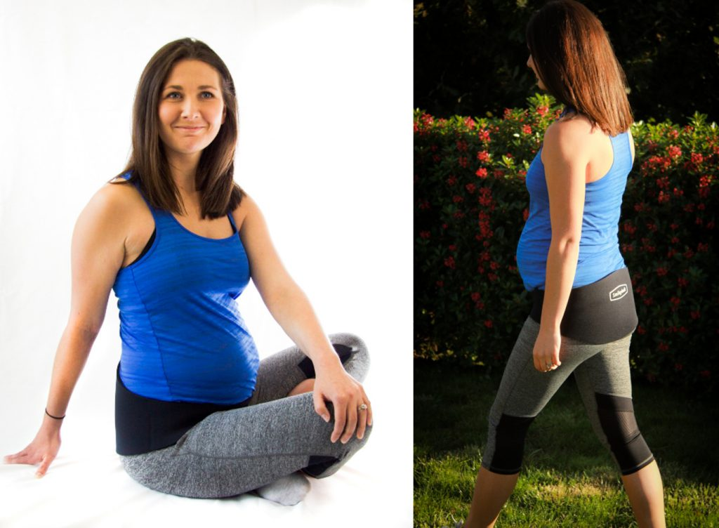 Flexible pregnancy support belts are best