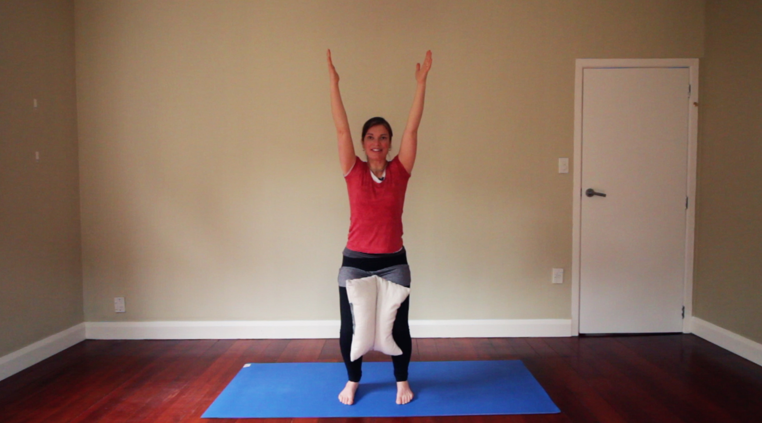 pelvic girdle pain yoga
